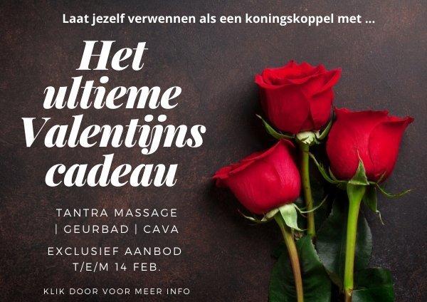 het ultieme valentijnscadeau